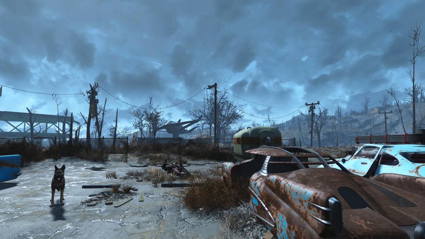 "Screenshot zu ""Fallout 4"""