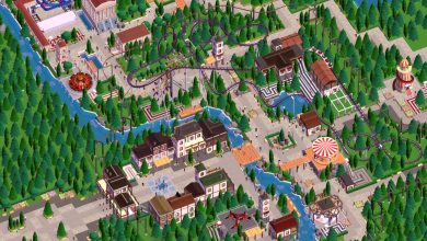 Photo of Parkitect