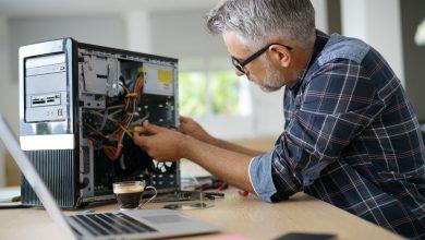 Photo of Desktop PC Allgemeinwissen