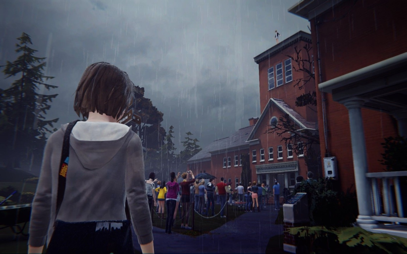"Screenshot zu ""Life is Strange"""