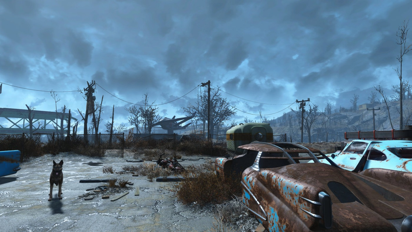 "Screenshot zu ""Fallout 4"""