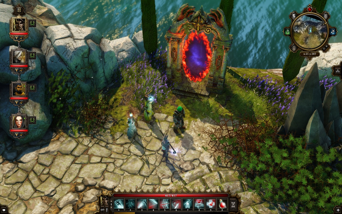 "Screenshot zu ""Divinity: Original Sin"""