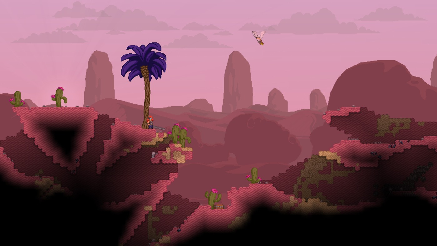 "Screenshot zu ""Starbound"""
