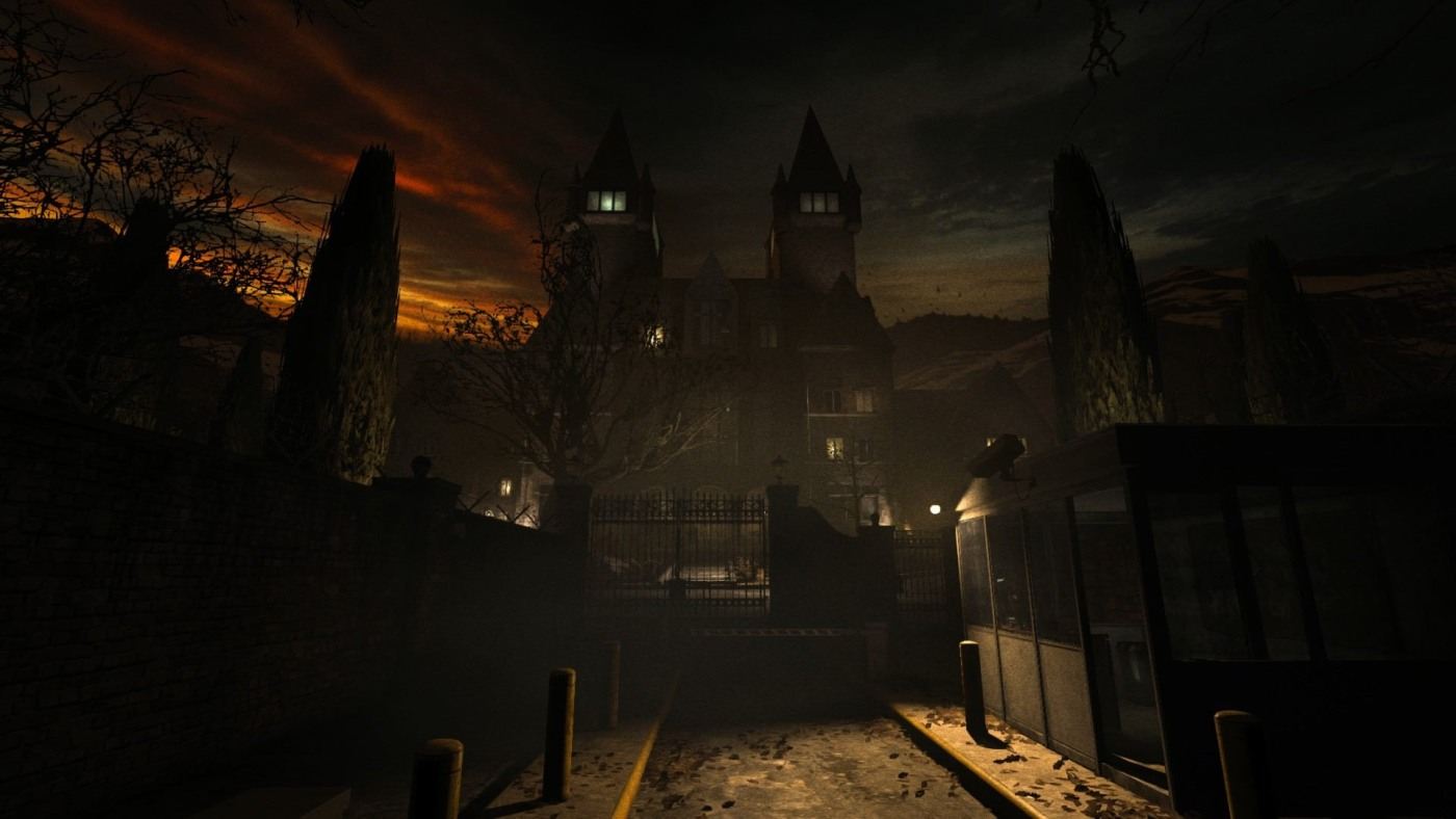 "Screenshot zu ""Outlast"""