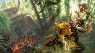 pixelpenne.de World of Warcraft Titelbild