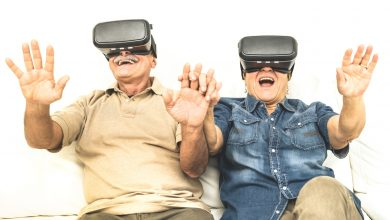 Photo of Virtual Reality