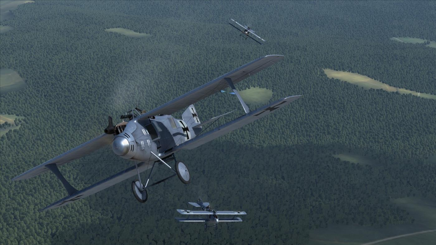 pixelpenne_rise_of_flight_titel
